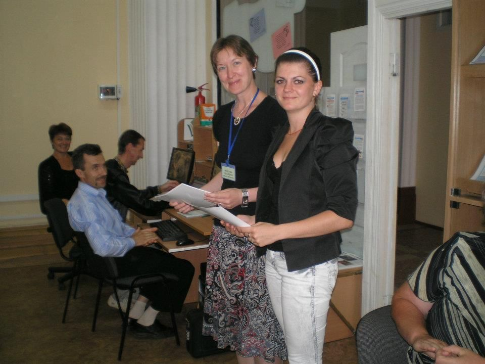 EDUkIT project presentation and training in Vinnytsia (26-27.06.2012)